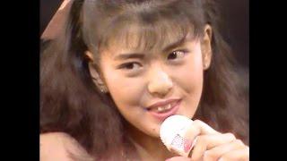 ビデオ「ETE DU CINEMA YOKO MINAMINO SUMMER CONCERT '88」より。 ちょ...