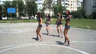 Streetball.Ternopil.Support Group.(08.07.2012)