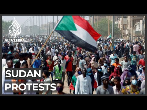 Sudan protesters return to streets to demand more reforms
