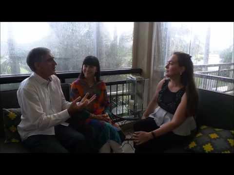Phenomenon and the Gift - Oneness Australia  interview