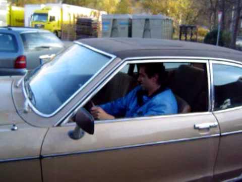 Ford Granada Coupe 3,0