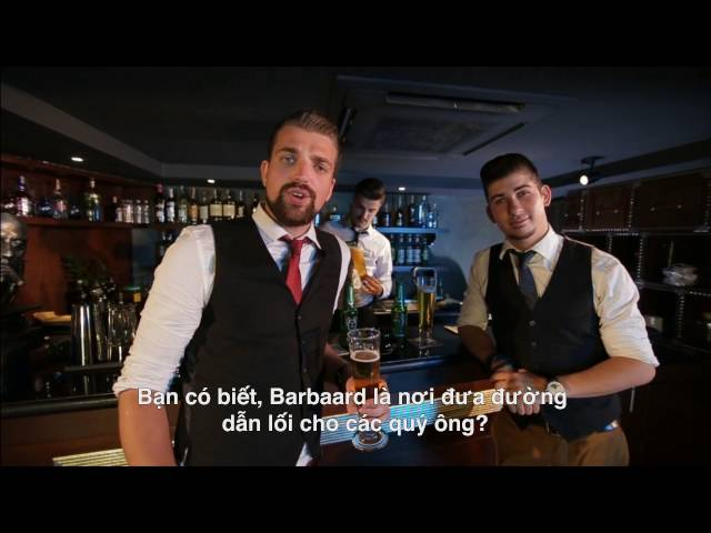 Barbaard - Let us introduce ourselves