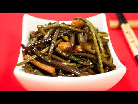 Секретный рецепт папоротник по корейски