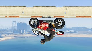 HARDEST MODDED RACE IN THE WORLD! (GTA 5 Mods Funny Moments)