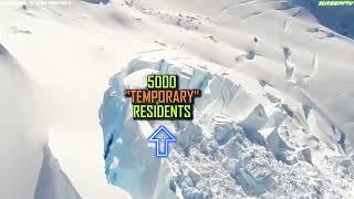 szok !!! prawda o antarktydzie  - plaska ziemia sierpien 2018