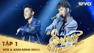Yêu Bạn Được Không (Friendzone) - Juun Đăng Dũng & RTee | Tập 1 Sing My Song - Bài Hát Hay Nhất 2018