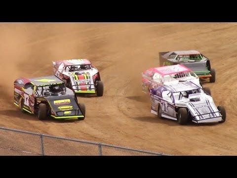 RUSH Pro Mod Heat Two | McKean County Raceway | 4-22-17