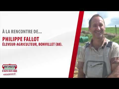 Niches à veaux collectives (Philippe Fallot)