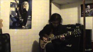 gnr don t cry solo cover marshall afd 100