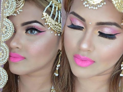 EID Makeup & Hair 2016| Engagement| Inspired by Kashee's Beauty Parlour| MakeupbyAzmeree