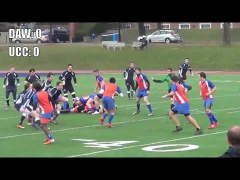 Donald A.Wilson vs. Upper Canada College First Half Senior 2013