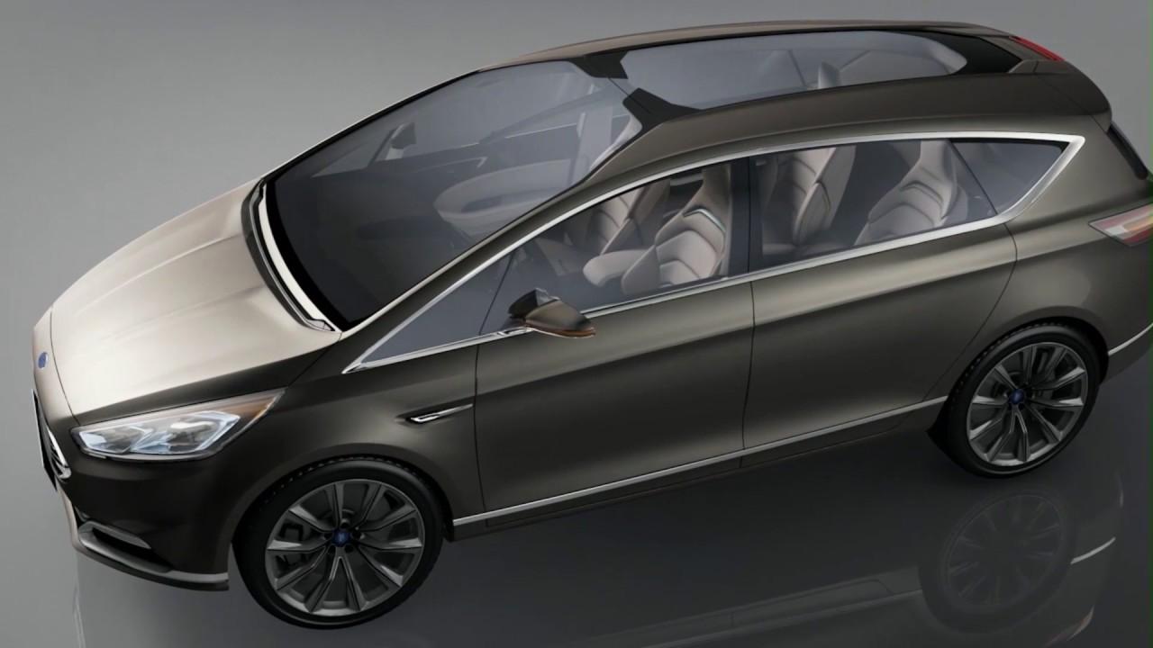 Ford nuevo s max en argentina sistema de asientos din micos