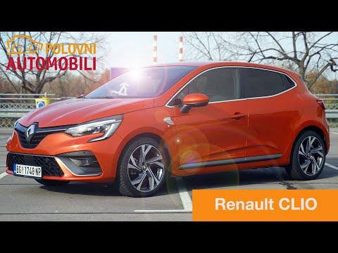 Renault Clio – Francuska Vatrena Pomorandža – Autotest – Polovni Automobili
