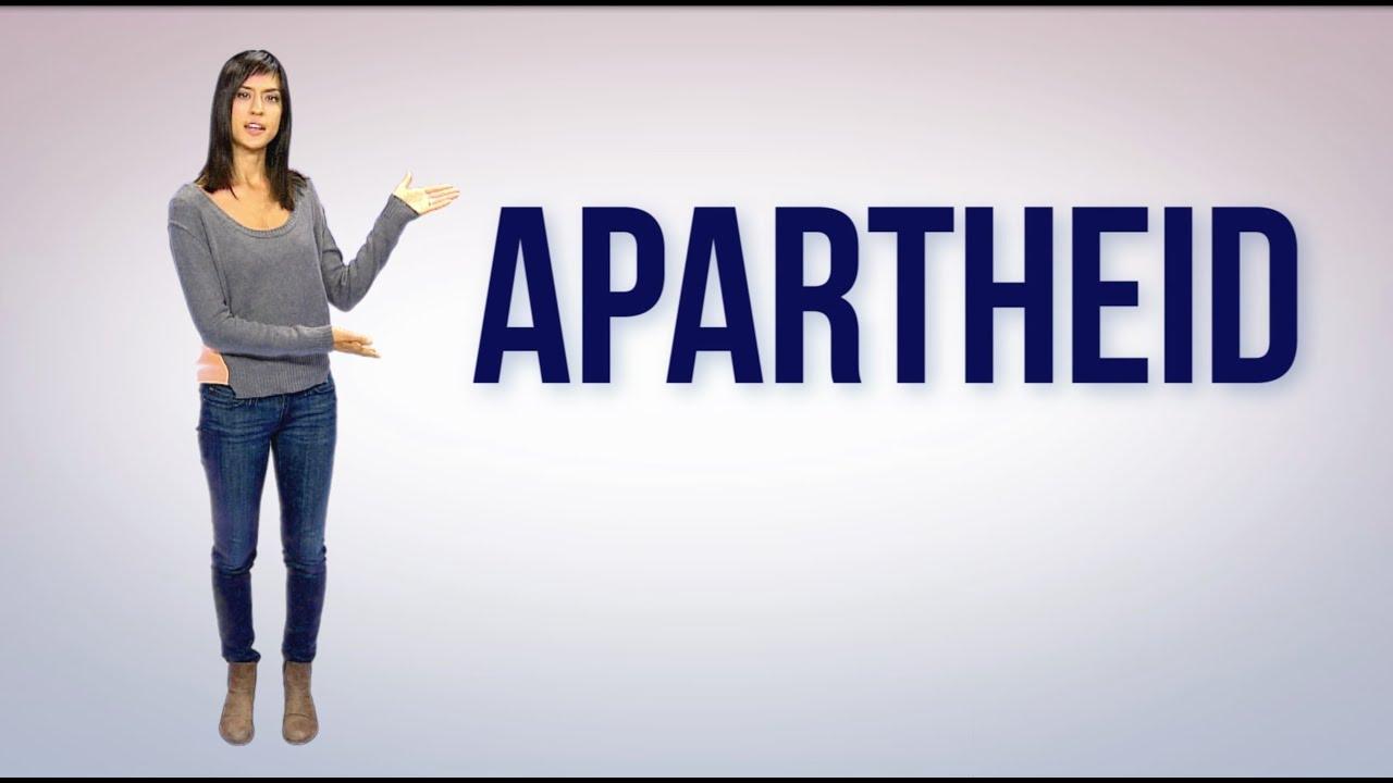 Apartheid Explained