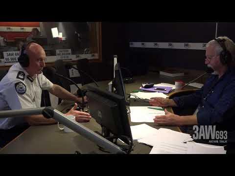 Emergency Management Commissioner speaks to Neil Mitchell on BOM forecasts