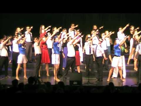 Sauk Prairie Show Choir 2017 Executive Session 2nd show at Sauk Prairie Invitational