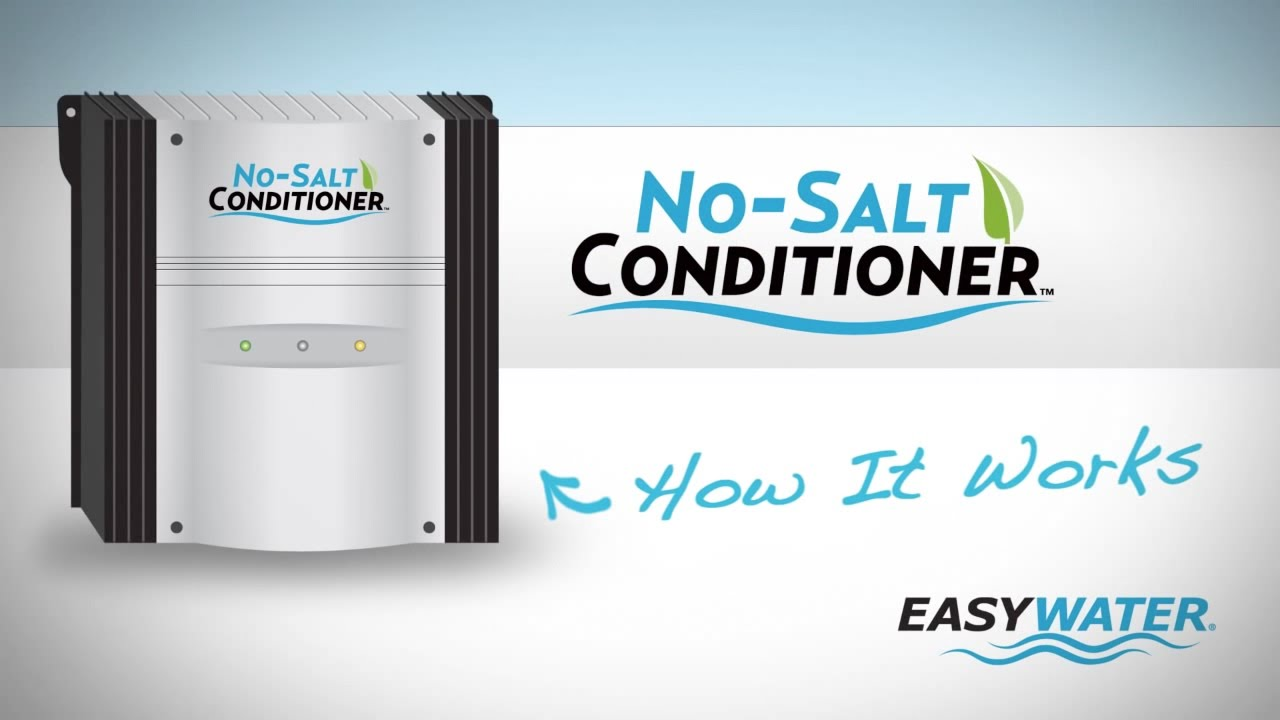 How It Works Easywater No Salt Conditioner