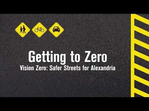 Vision Zero: Safer Streets for Alexandria
