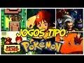 Jogos Tipo: Pokemon (Android, iOS, Nintendo DS e Ps3) || Nova série!