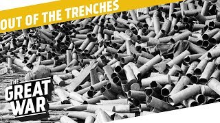 Shell Recycling - WW1 Monuments in WW2 - Resistance Movements I OUT OF THE TRENCHES