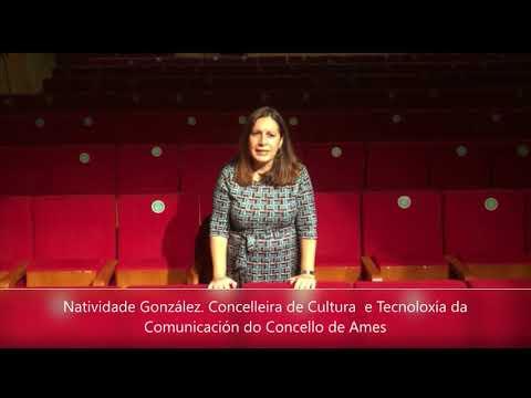 A cultura é segura, pola Concelleira do BNG de Ames, Natividade González