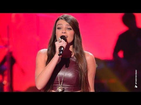Holly Tapp Sings Sunday Morning | The Voice Australia 2014