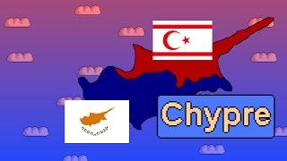 Histoire de Chypre, l'île divisée