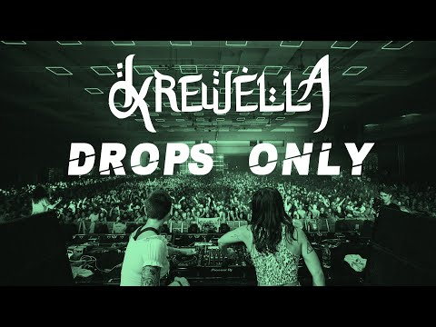 Krewella DROPS ONLY