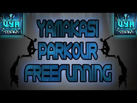 -Parkour- Yamakasi Figures