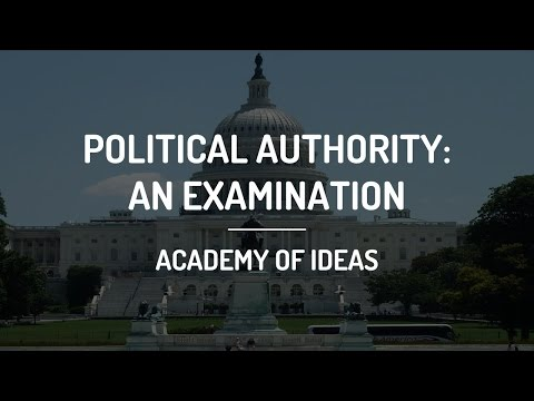 Political Authority - An Examination