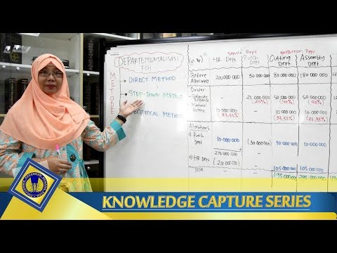 [KCS] Departementalisasi FOH - Step Down Method Mp3
