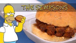 ℗ La costiburguer de los Simpson | Superpilopi
