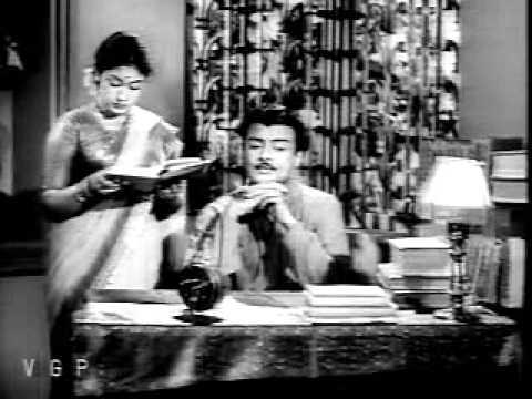 Pennin Perumai Full Tamil Classic - Gemini Ganesh, Sivaji, Savithri