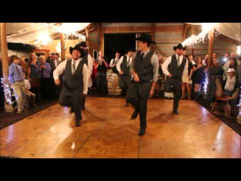 8 Seconds Dance Miller-Mathew Wedding