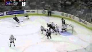 Primeau in 5OT, PHI vs PIT, 5 May 2000