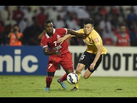 FINAL (1st Leg) -  Al Ahli vs Guangzhou Evergrande: AFC Champions League 2015