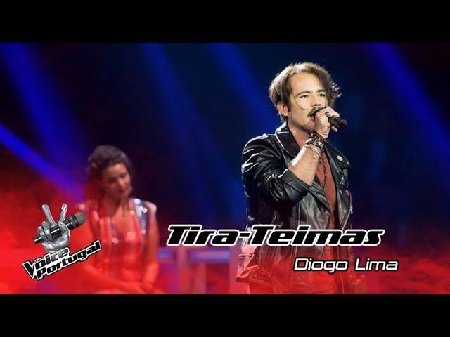 "Diogo Lima - ""Billie Jean"" | Tira-Teimas | The Voice Portugal"