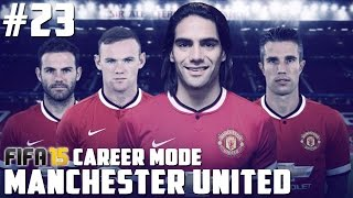 FIFA 15: Manchester United Career Mode - S02E01 - The Return