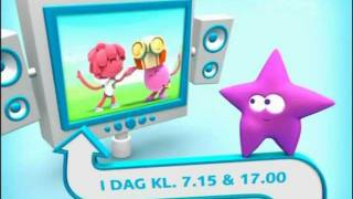 Cartoonito Nordic - New on Boomerang !! - October 2011