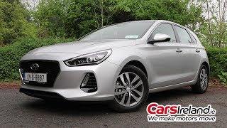 2017 Hyundai i30 review CarsIreland.ie
