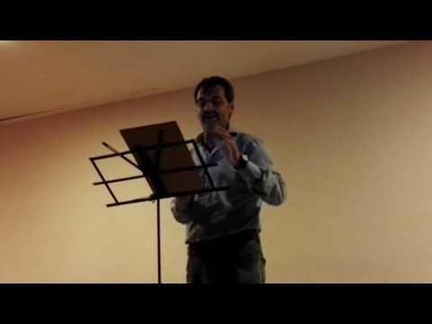 Legge Tre Monologhi - Giorgio Cipriani - Il tempo