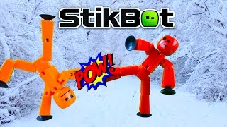 Stikbot Animation For Kids