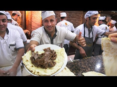 Best Döner Kebab Restaurant In Istanbul You Have To Eat At