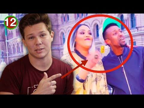 SOMALIAN MUSIC REACTION - Cringemas Vlogmas | Day 12