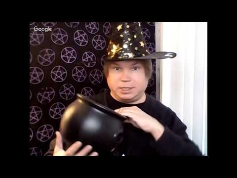 """""""The Witching Hour"""" - SHOW LIVE TONIGHT AT 8:00 pm Eastern Time"""