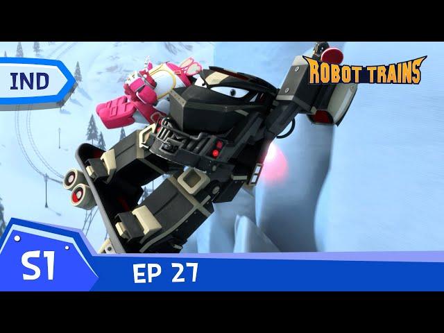 Robot Trains   #27   Victor Is in Danger   Episode penuh   Bahasa Indonesia