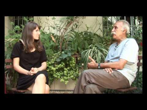 Michael Warschawski (Mikado) Speaks about Zionism