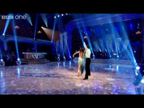 Strictly Come Dancing 2009 Series 7 Week 9 - Laila Rouass' Rumba - BBC One