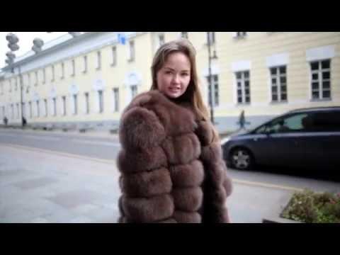 Меховые изделия Шубы Жилеты от BellaFurs.ru - YouTube