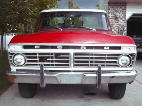 73 77 Ford Truck Paint Colors Five Unconventional